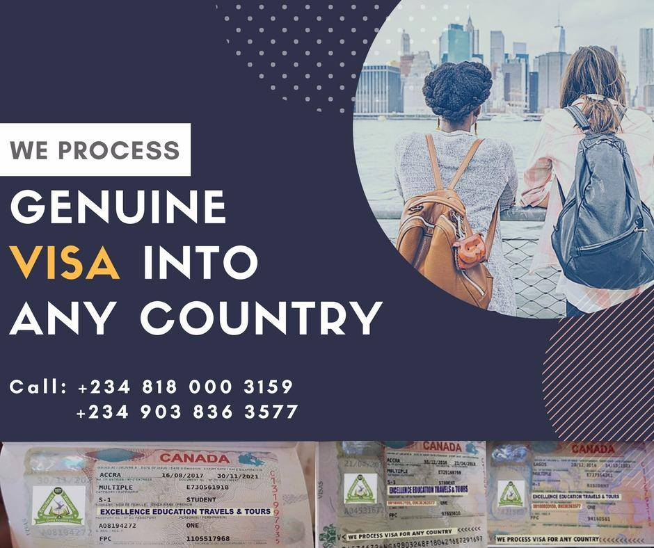 Visas And Immigration-UK Visa, USA Visa, Canada Visa