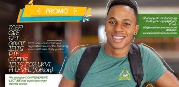 PROMO! PROMO!! PROMO!!! TOEFL, GRE, PTE, SAT, IELTS, GMAT