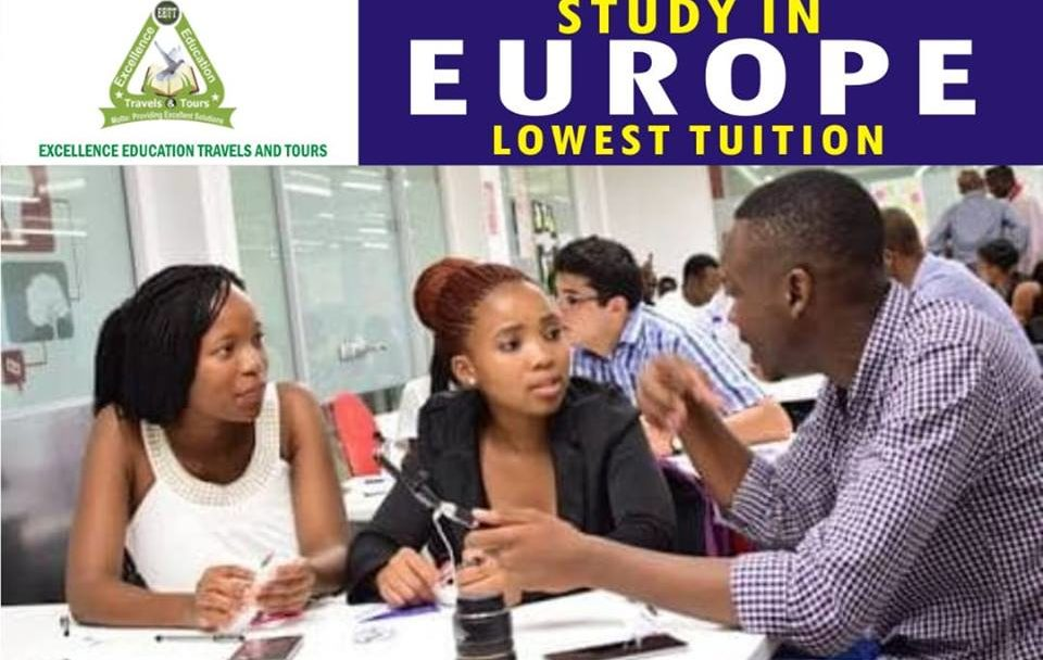 Study In Lowest Tuition University-Study Abroad In Europe