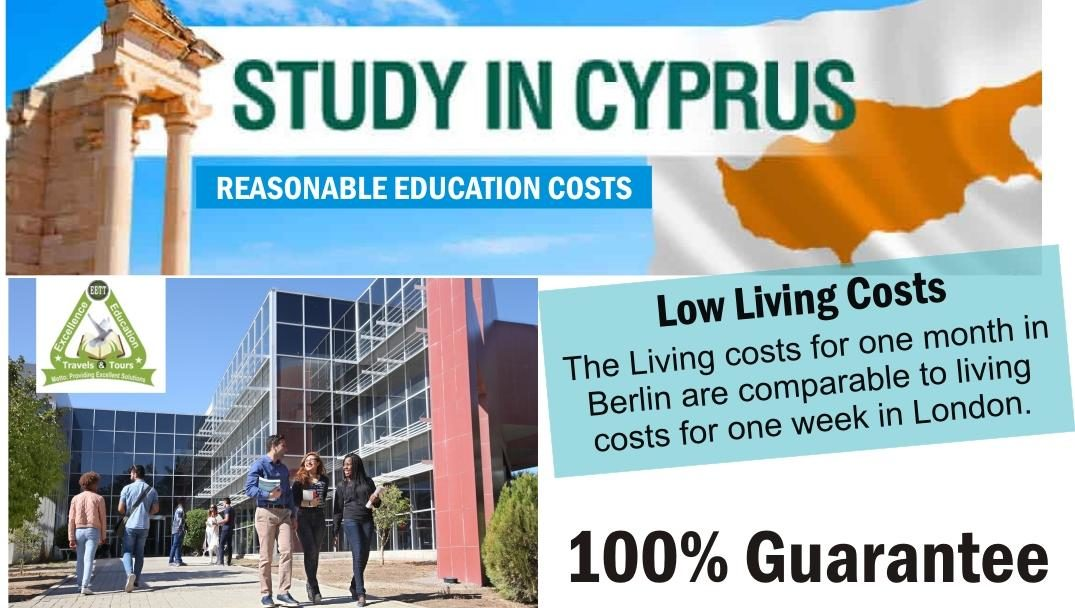 STUDY ABROAD IN CYPRUS AT A LOW COST-Bsc, Msc, and Phd