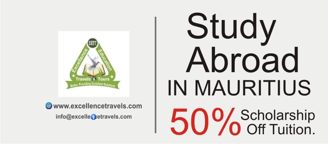 Study In Mauritius From Nigeria-Undergraduate & Masters